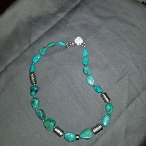 Silpada N0849 Turquoise necklace